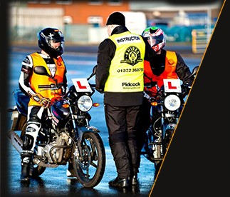 Shires Motorcycle Training Derby Derby